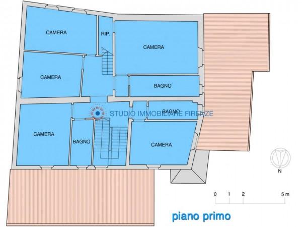 Rustico/Casale in vendita a Impruneta, Con giardino, 330 mq - Foto 6