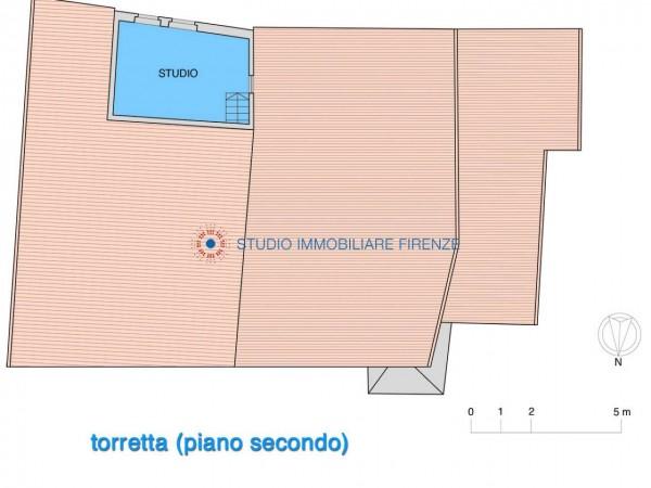 Rustico/Casale in vendita a Impruneta, Con giardino, 330 mq - Foto 5