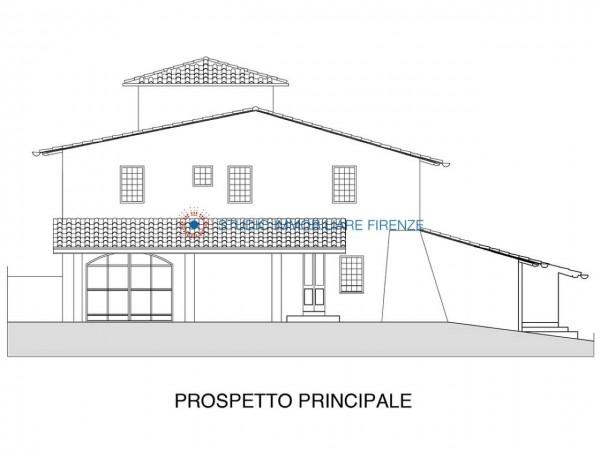 Rustico/Casale in vendita a Impruneta, Con giardino, 330 mq - Foto 4