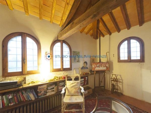 Rustico/Casale in vendita a Impruneta, Con giardino, 330 mq - Foto 21