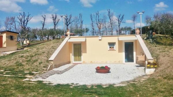 Villa in vendita a Città di Castello, Baucca, Con giardino, 150 mq - Foto 9