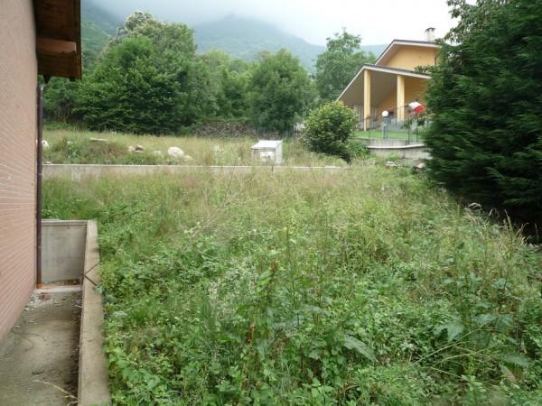 Villetta a schiera in vendita a San Germano Chisone, Borgata Chiabrandi, Con giardino, 125 mq - Foto 5