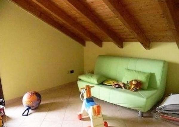 Villa in vendita a Casorezzo, Arredato, 170 mq - Foto 3