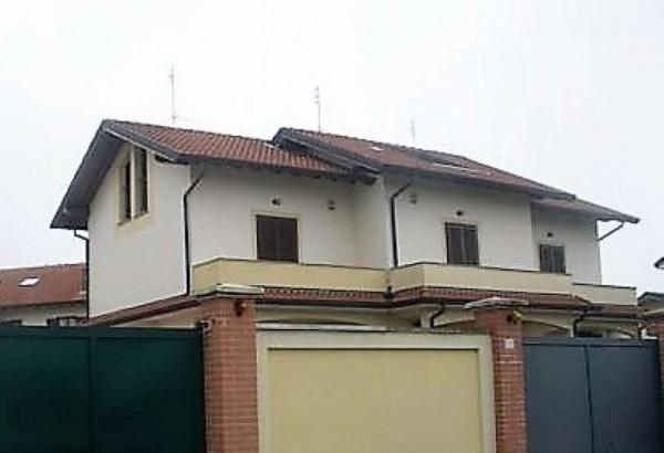 Villa in vendita a Casorezzo, Arredato, 170 mq