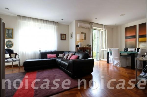 Appartamento in vendita a Roma, Salario, Con giardino, 102 mq - Foto 17