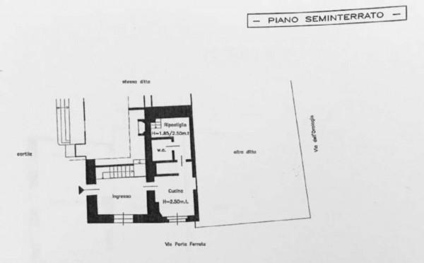 Villa in vendita a Avigliana, Con giardino, 750 mq - Foto 5
