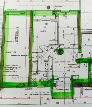 Appartamento in vendita a Chieri, Residenziale, Con giardino, 101 mq - Foto 3