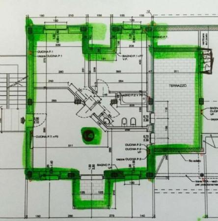Appartamento in vendita a Chieri, Residenziale, Con giardino, 101 mq - Foto 4