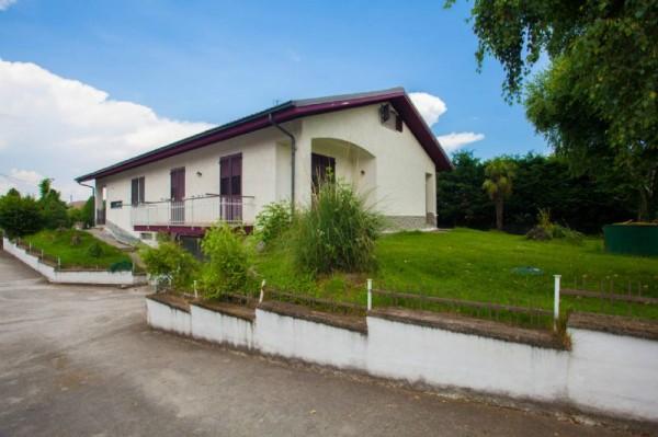 Villa in vendita a Frossasco, Residenziale, Con giardino, 300 mq - Foto 15