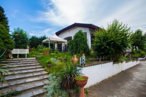 Villa in vendita a Frossasco, Residenziale, Con giardino, 300 mq - Foto 1