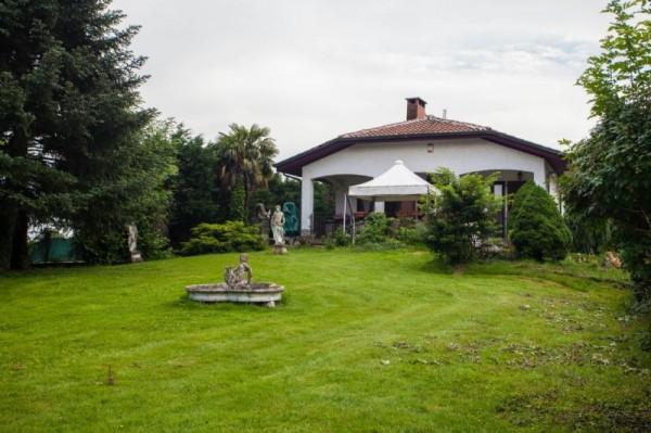 Villa in vendita a Frossasco, Residenziale, Con giardino, 300 mq - Foto 12