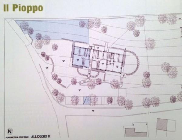Appartamento in vendita a Moncalieri, Con giardino, 230 mq - Foto 3