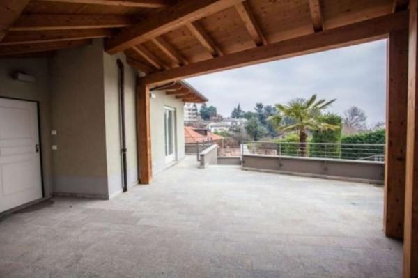 Villa in vendita a Pino Torinese, Con giardino, 200 mq - Foto 12