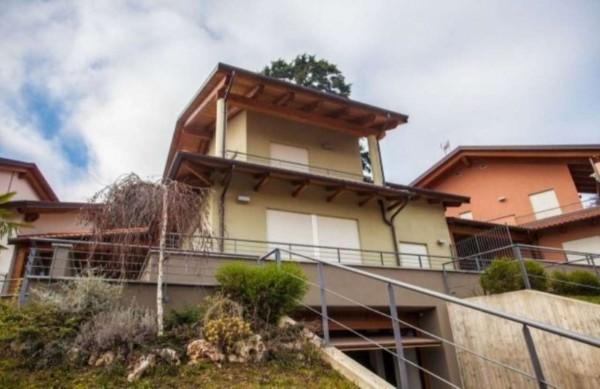 Villa in vendita a Pino Torinese, Con giardino, 200 mq - Foto 1
