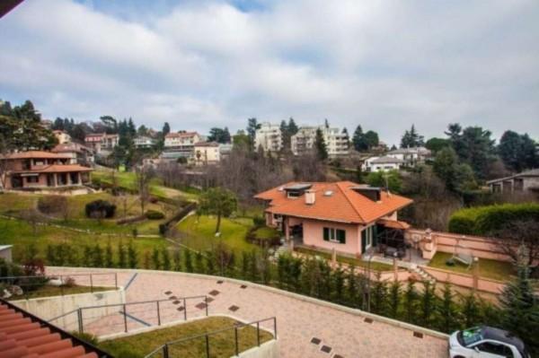 Villa in vendita a Pino Torinese, Con giardino, 200 mq - Foto 11