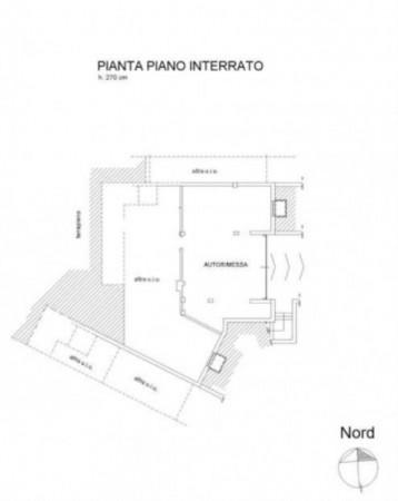 Villa in vendita a Pino Torinese, Con giardino, 200 mq - Foto 3