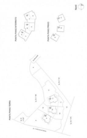 Villa in vendita a Pino Torinese, Con giardino, 200 mq - Foto 4