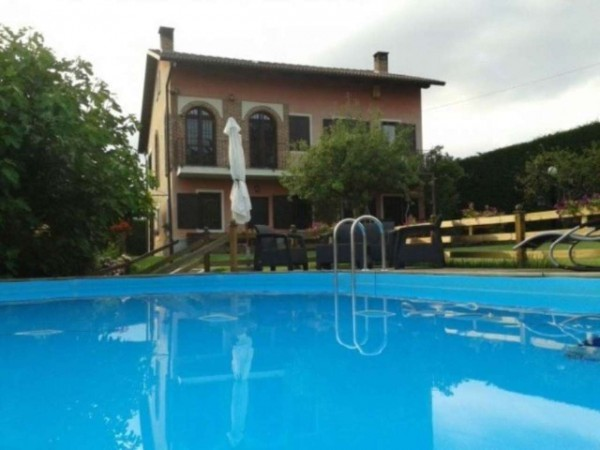 Villa in vendita a Pino Torinese, Con giardino, 430 mq - Foto 9
