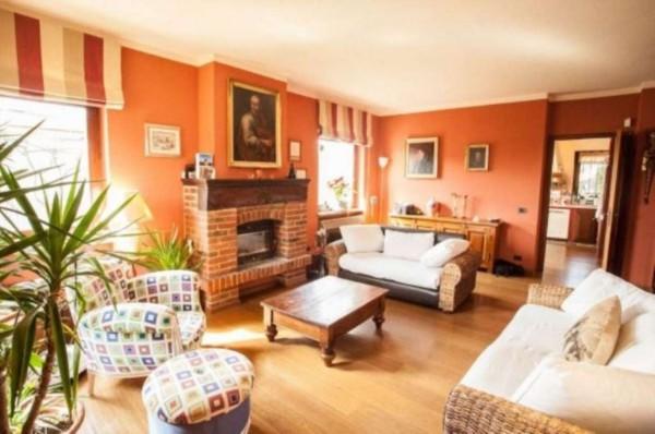 Villa in vendita a Pino Torinese, Con giardino, 430 mq - Foto 5