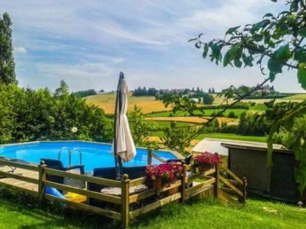Villa in vendita a Pino Torinese, Con giardino, 430 mq - Foto 14