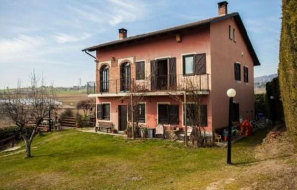 Villa in vendita a Pino Torinese, Con giardino, 430 mq - Foto 7