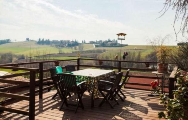 Villa in vendita a Pino Torinese, Con giardino, 430 mq - Foto 8