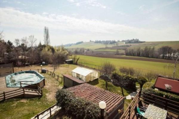 Villa in vendita a Pino Torinese, Con giardino, 430 mq - Foto 10