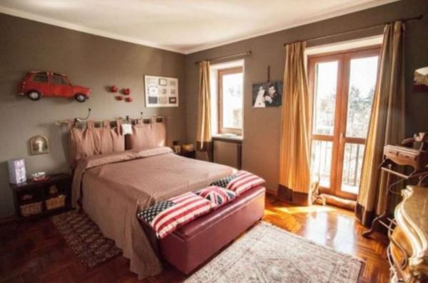 Villa in vendita a Pino Torinese, Con giardino, 430 mq - Foto 11