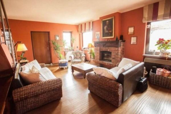 Villa in vendita a Pino Torinese, Con giardino, 430 mq - Foto 6