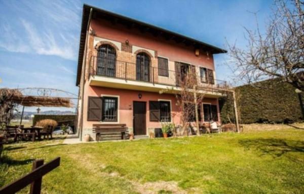 Villa in vendita a Pino Torinese, Con giardino, 430 mq - Foto 15