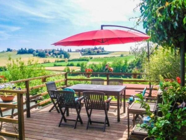 Villa in vendita a Pino Torinese, Con giardino, 430 mq - Foto 13