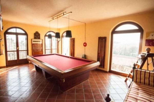 Villa in vendita a Pino Torinese, Con giardino, 430 mq - Foto 12