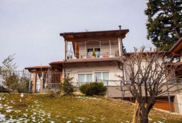 Villa in vendita a Pino Torinese, Con giardino, 220 mq