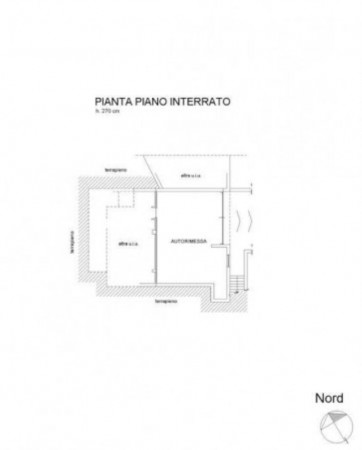 Villa in vendita a Pino Torinese, Con giardino, 220 mq - Foto 3