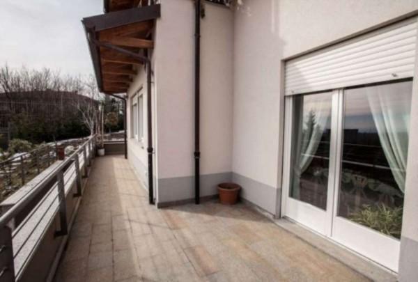 Villa in vendita a Pino Torinese, Con giardino, 220 mq - Foto 7