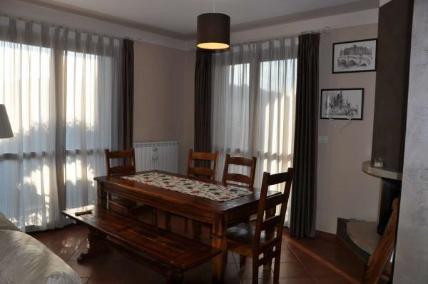 Villa in vendita a Pino Torinese, Arredato, con giardino, 350 mq - Foto 26
