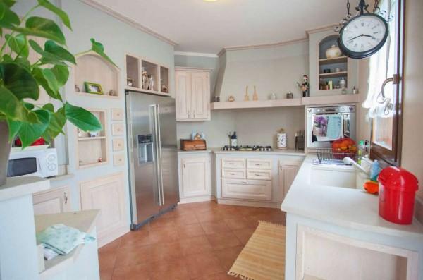 Villa in vendita a Pino Torinese, Arredato, con giardino, 350 mq - Foto 19