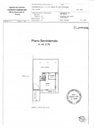 Villa in vendita a Pino Torinese, Arredato, con giardino, 350 mq - Foto 4