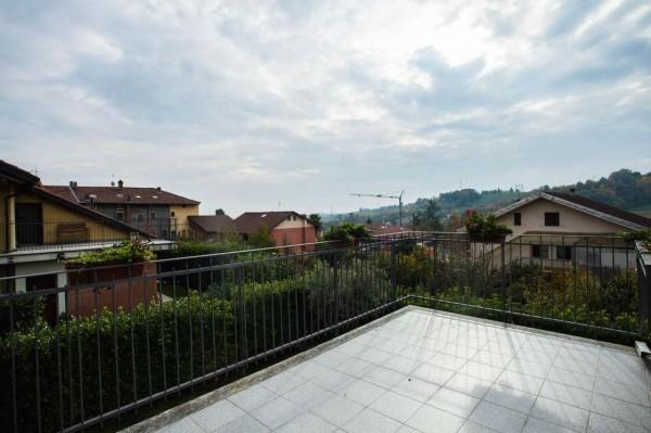 Villa in vendita a Pino Torinese, Arredato, con giardino, 350 mq - Foto 1