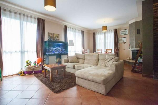 Villa in vendita a Pino Torinese, Arredato, con giardino, 350 mq - Foto 24