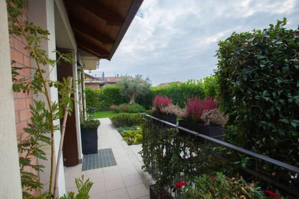 Villa in vendita a Pino Torinese, Arredato, con giardino, 350 mq - Foto 6
