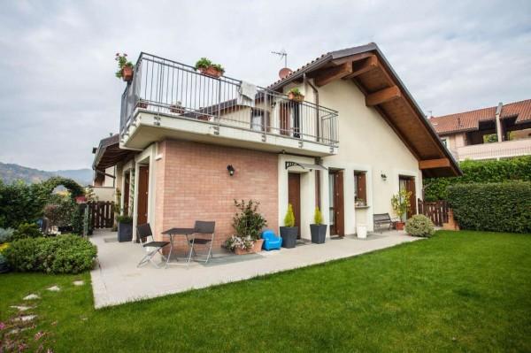 Villa in vendita a Pino Torinese, Arredato, con giardino, 350 mq - Foto 28
