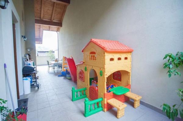 Villa in vendita a Pino Torinese, Arredato, con giardino, 350 mq - Foto 13