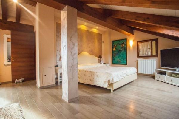 Villa in vendita a Pino Torinese, Arredato, con giardino, 350 mq - Foto 18