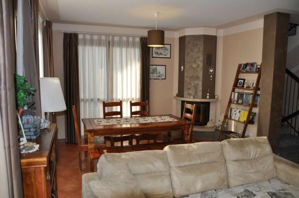 Villa in vendita a Pino Torinese, Arredato, con giardino, 350 mq - Foto 27