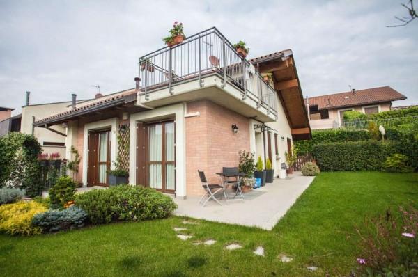 Villa in vendita a Pino Torinese, Arredato, con giardino, 350 mq - Foto 12