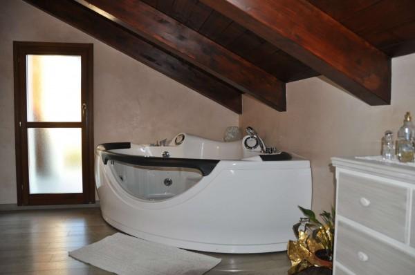 Villa in vendita a Pino Torinese, Arredato, con giardino, 350 mq - Foto 17