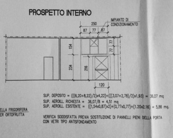 Negozio in vendita a Roletto, 330 mq - Foto 4