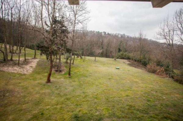 Villa in vendita a Torino, Collina, Con giardino, 370 mq - Foto 9