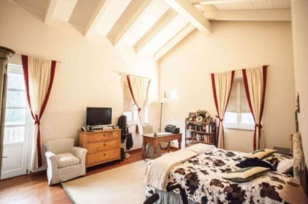 Villa in vendita a Torino, Collina, Con giardino, 370 mq - Foto 8
